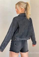 Austin Star Stud Denim Jacket