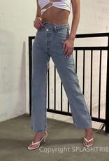 Upper East Side Crossover Waist Jean
