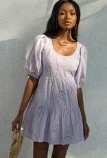 Knowles Babydoll Mini Dress