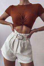 Belle Paperbag Shorts
