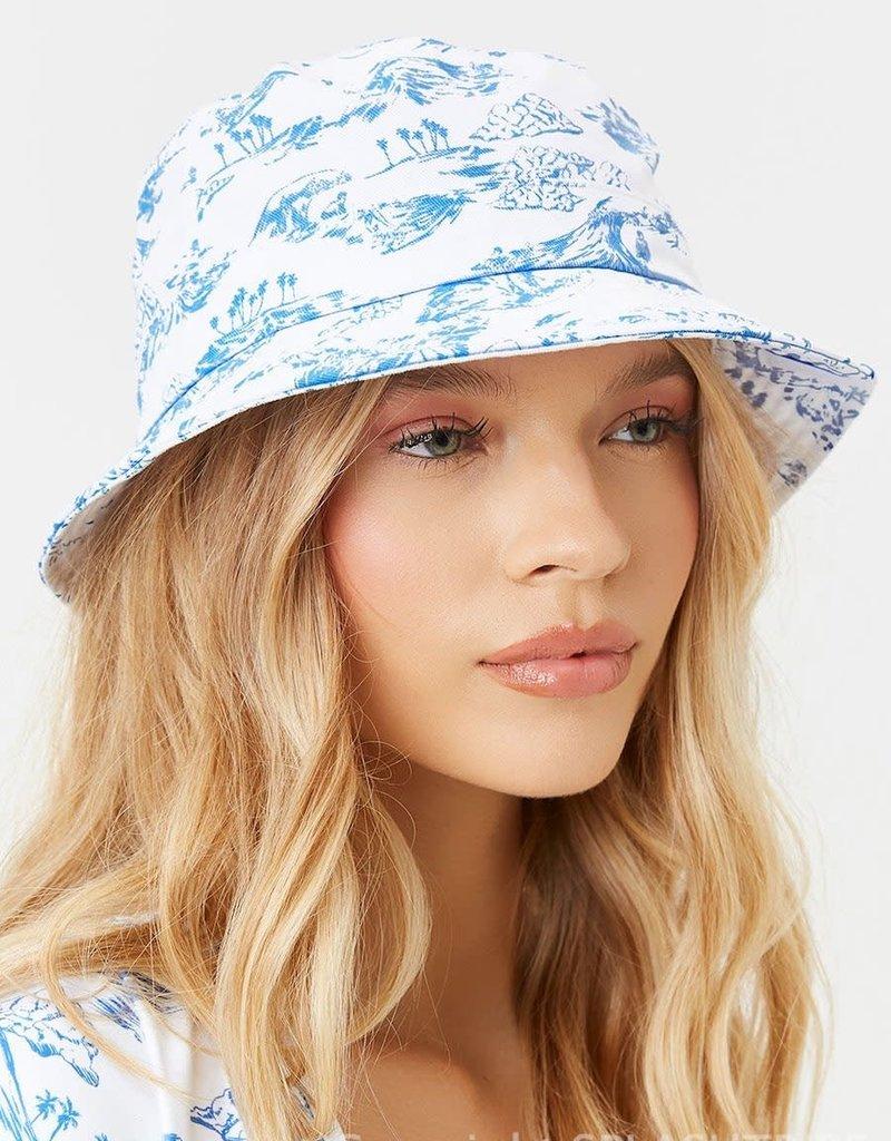 Frankies Bikinis Jax Bucket Hat