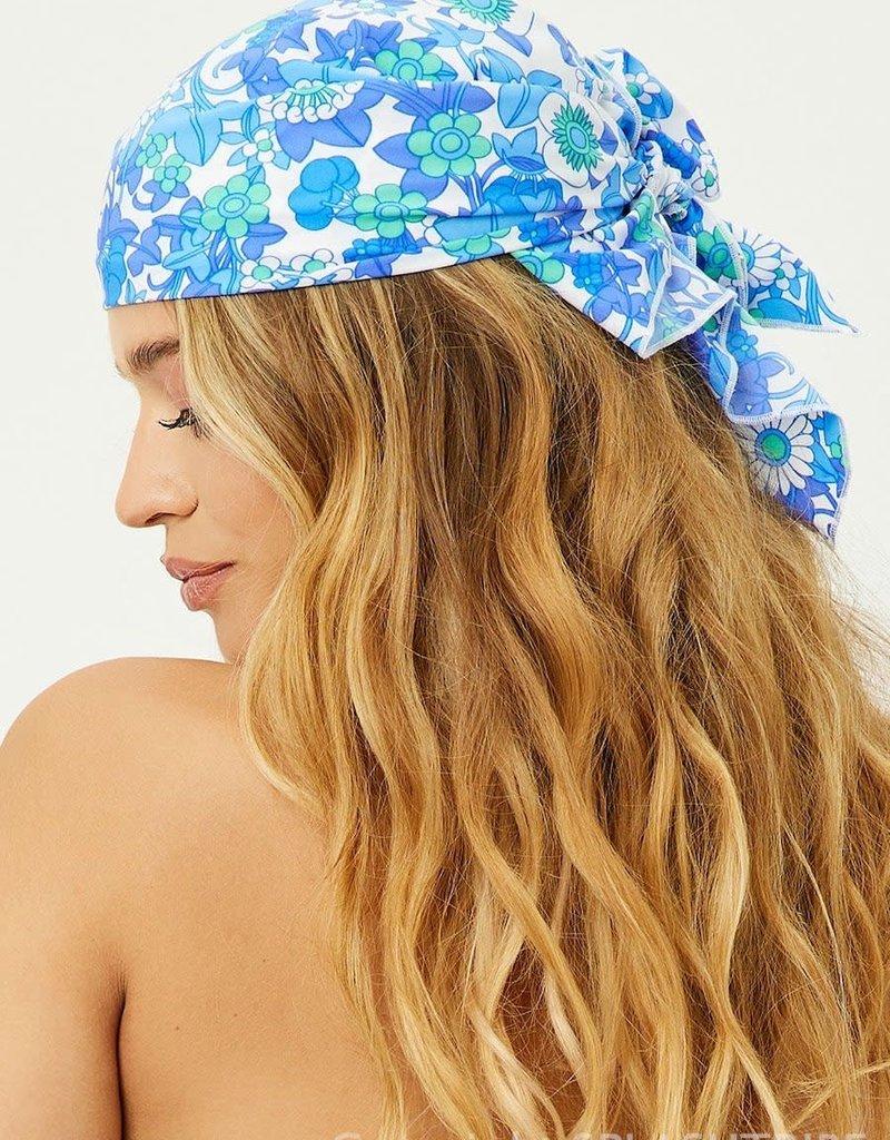 Frankies Bikinis Heidi Crepe Headscarf