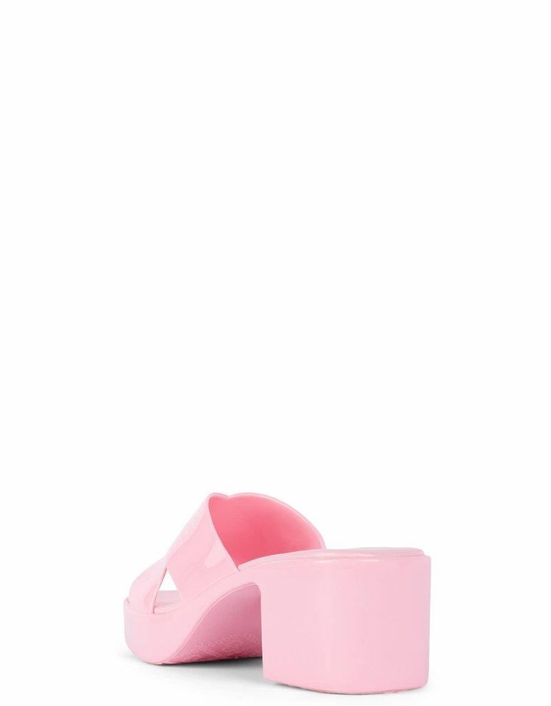 Bubblegum Platform Jelly Sandal