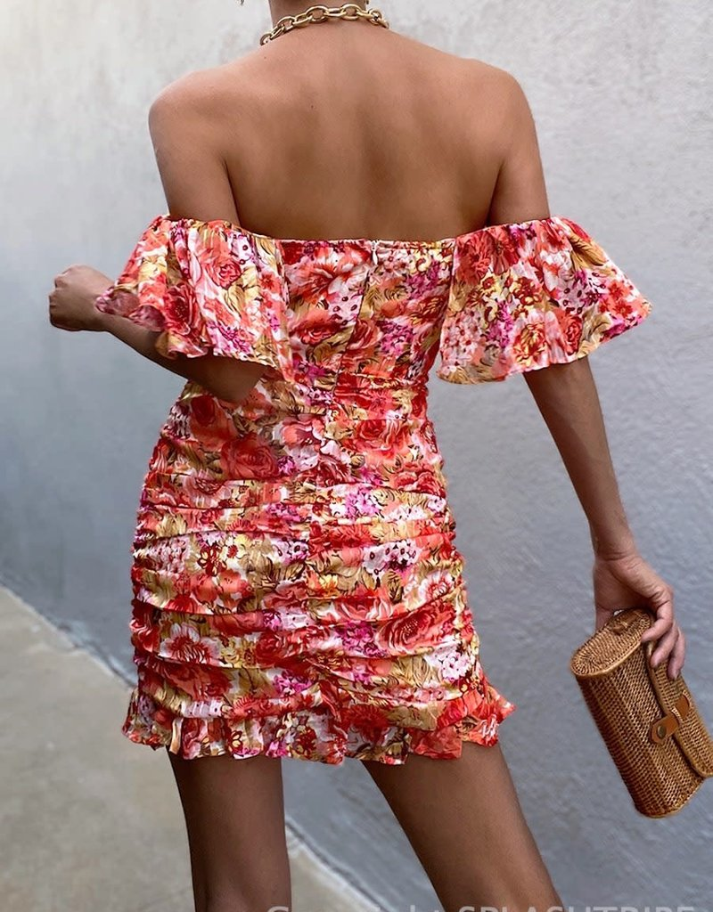 Azer Frill Dress