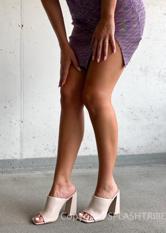 Baldwin Sandal Block Heels