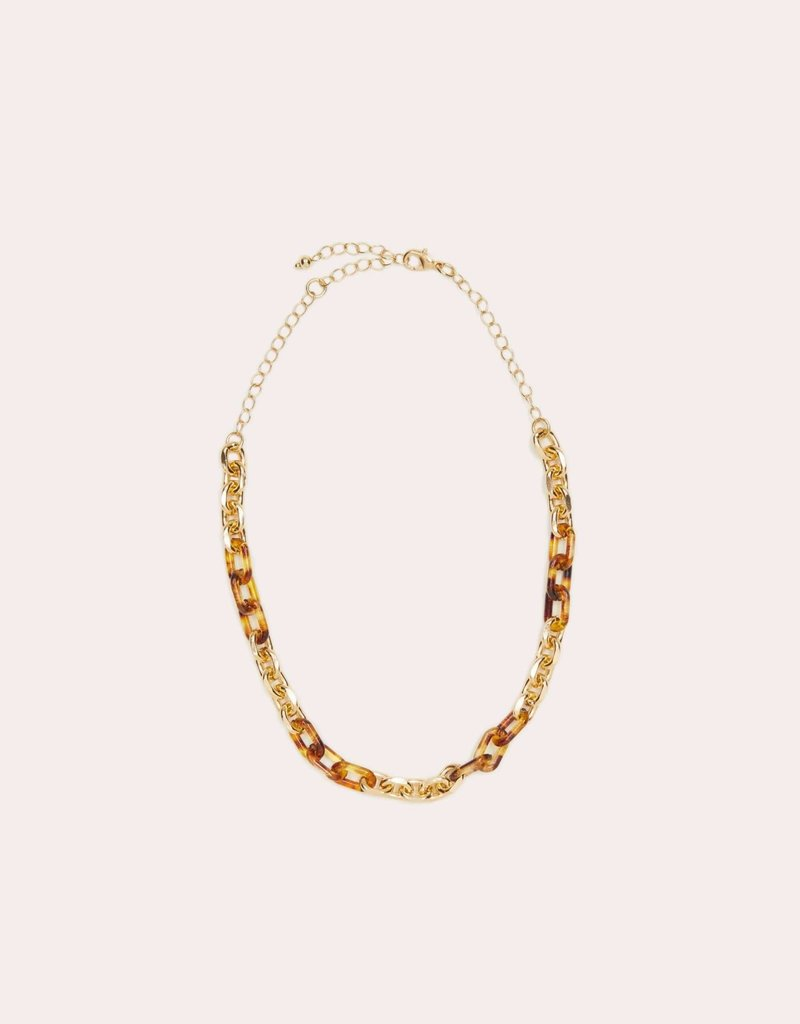 Bree Necklace Gold