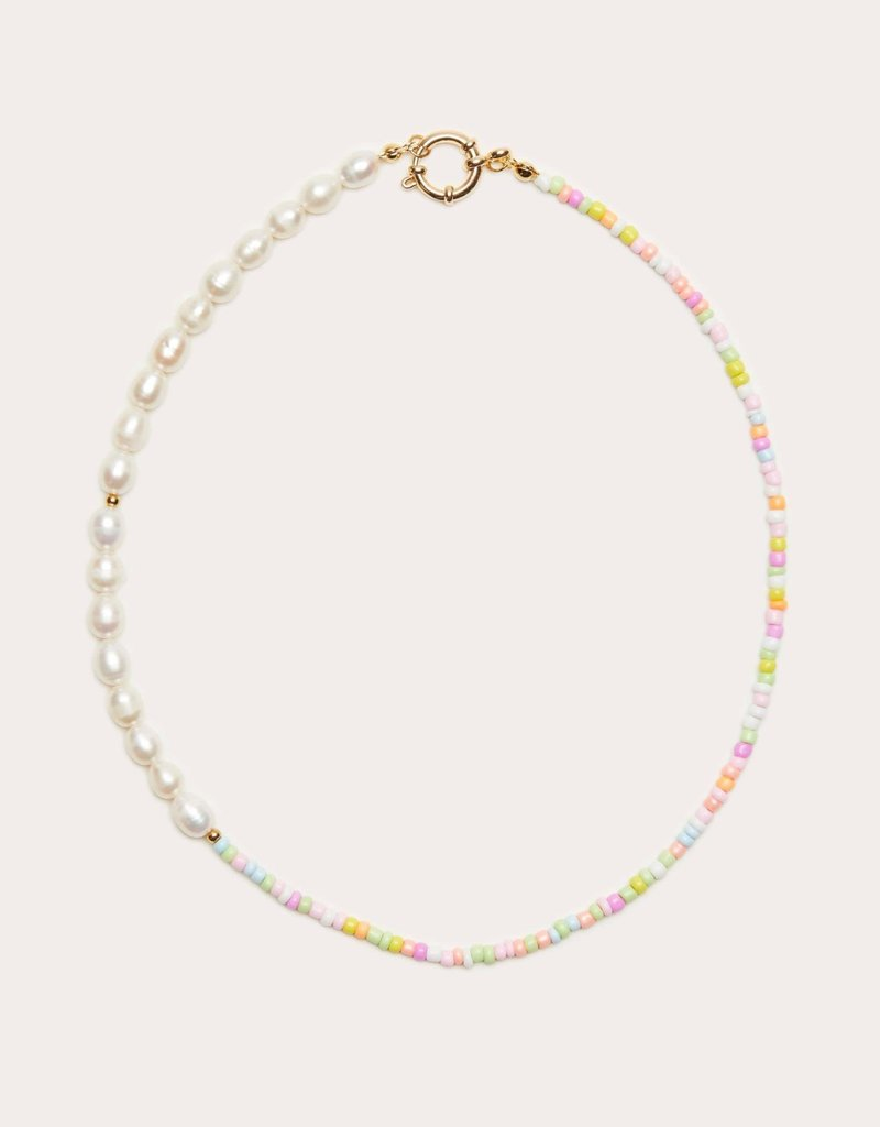 Lucky Necklace Pastel