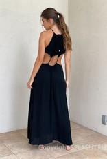 Cabo Halter Cutout Maxi Dress