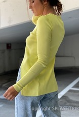 Lioness DNA Knit Top
