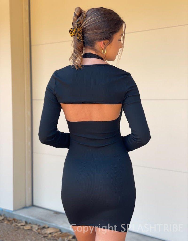 Chase Bolero Halter Dress Set