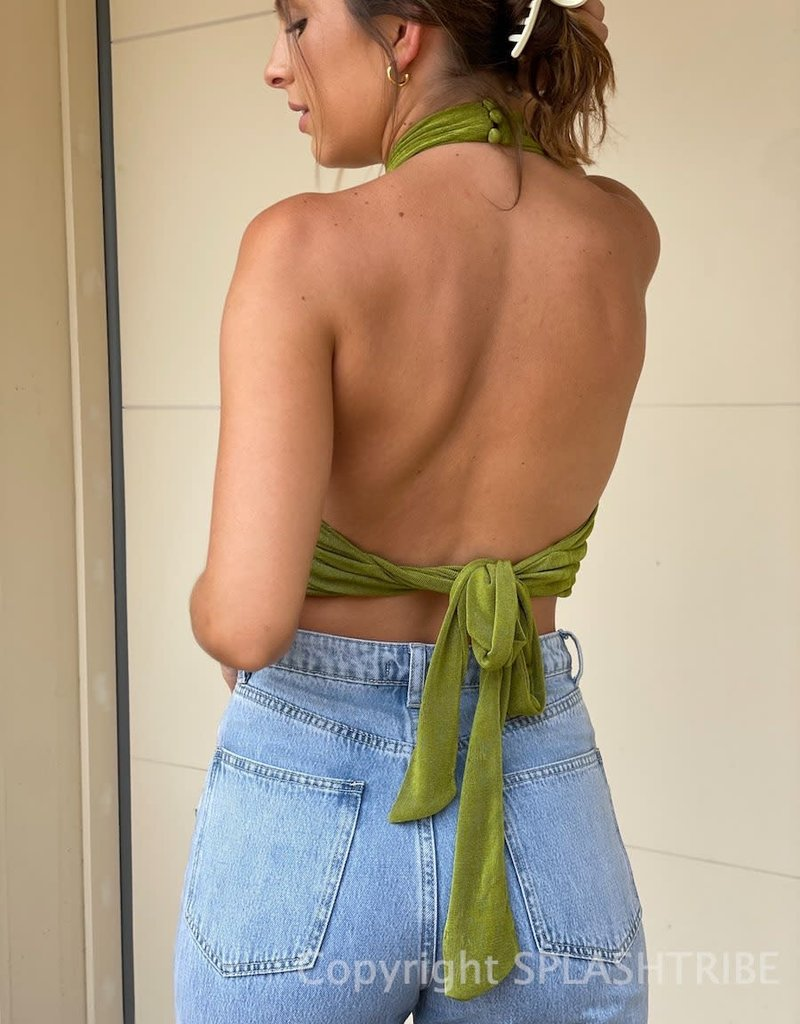 Peppermayo Young Hearts Halter