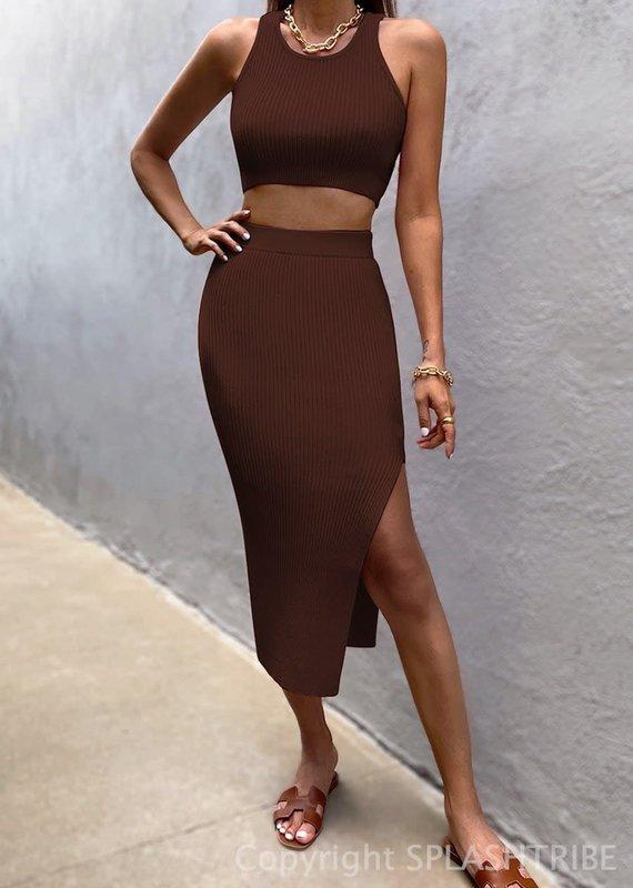 Zenaida Midi Skirt