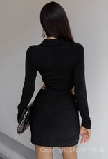 Alpha Shirt Mini Dress