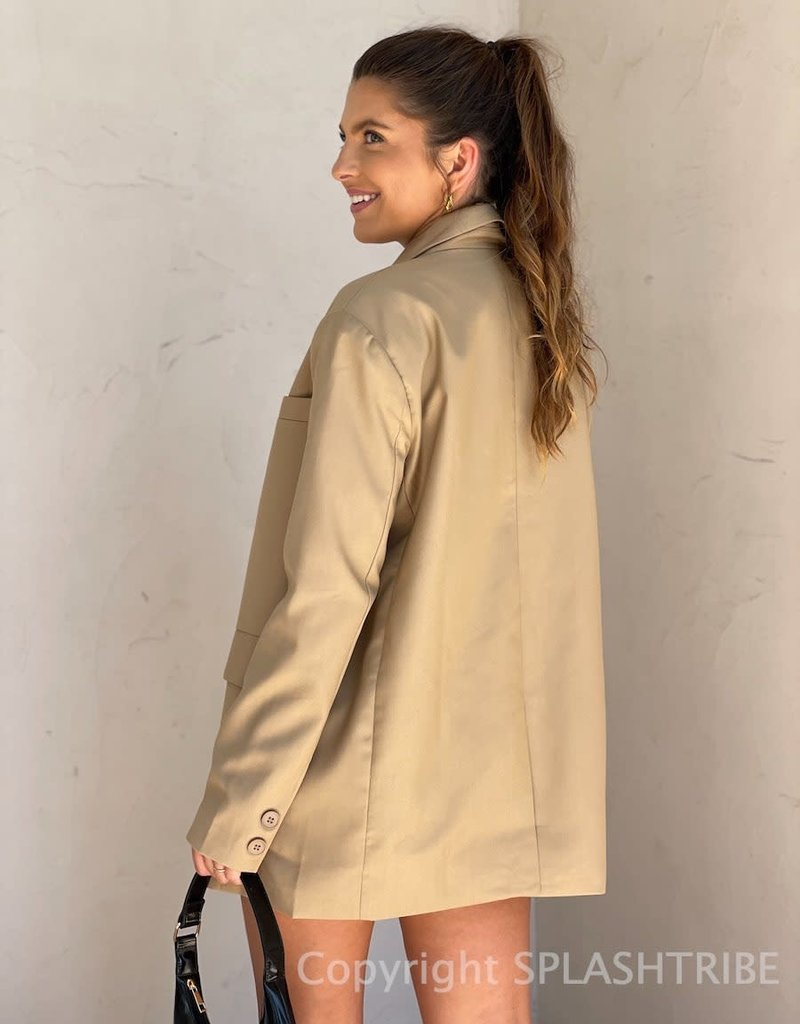 Lioness Welcome To The Jungle Blazer