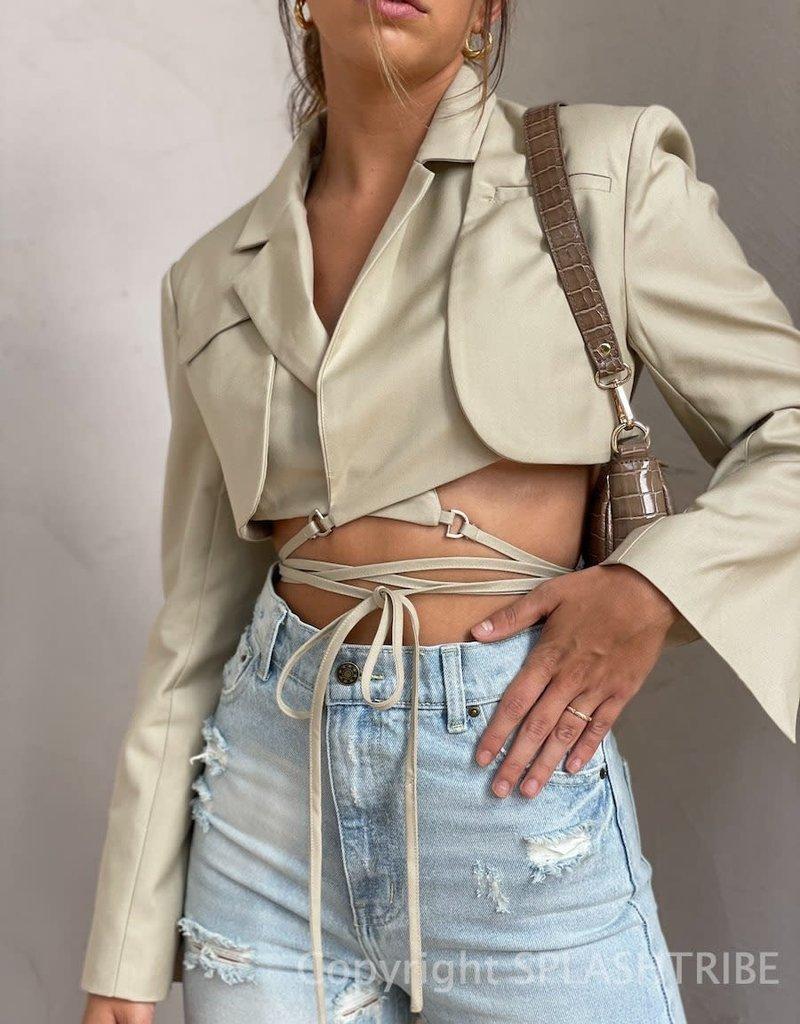 Lioness Miami Vice Crop Jacket