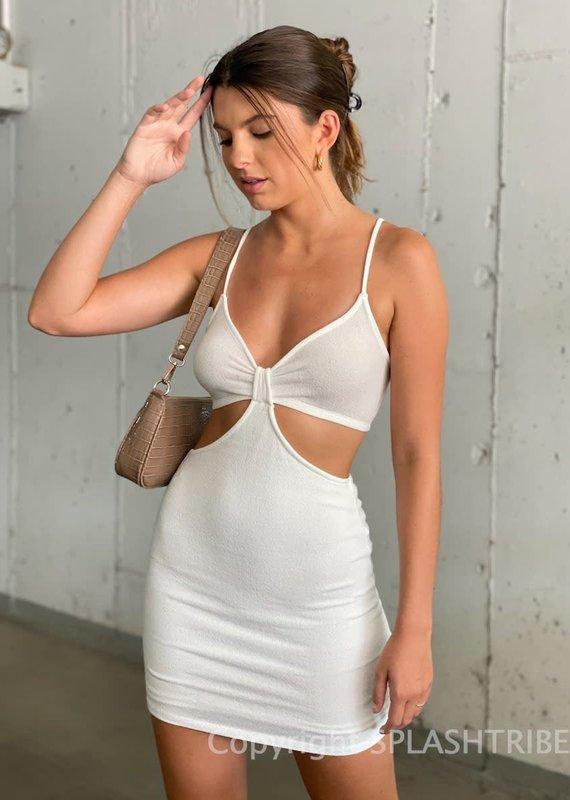 Aris Cutout Mini Dress