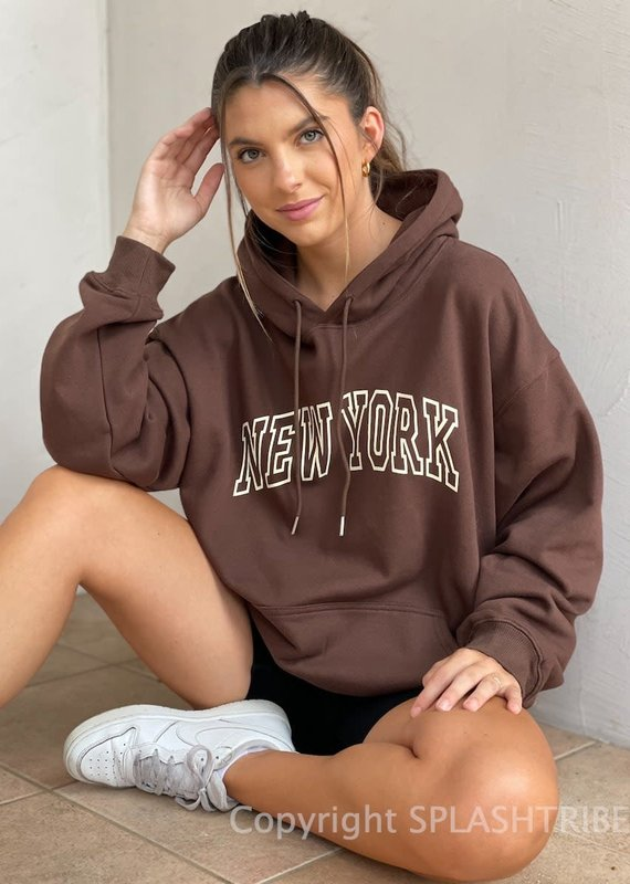 NY Oversized Hoodie