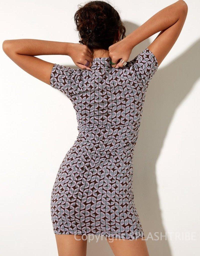 Motel Jeveux Mini Dress