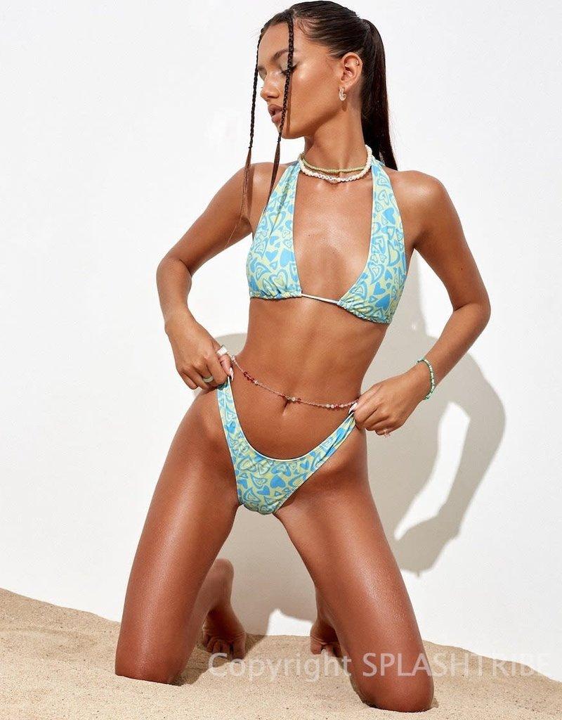 Motel Cerry Bikini Top