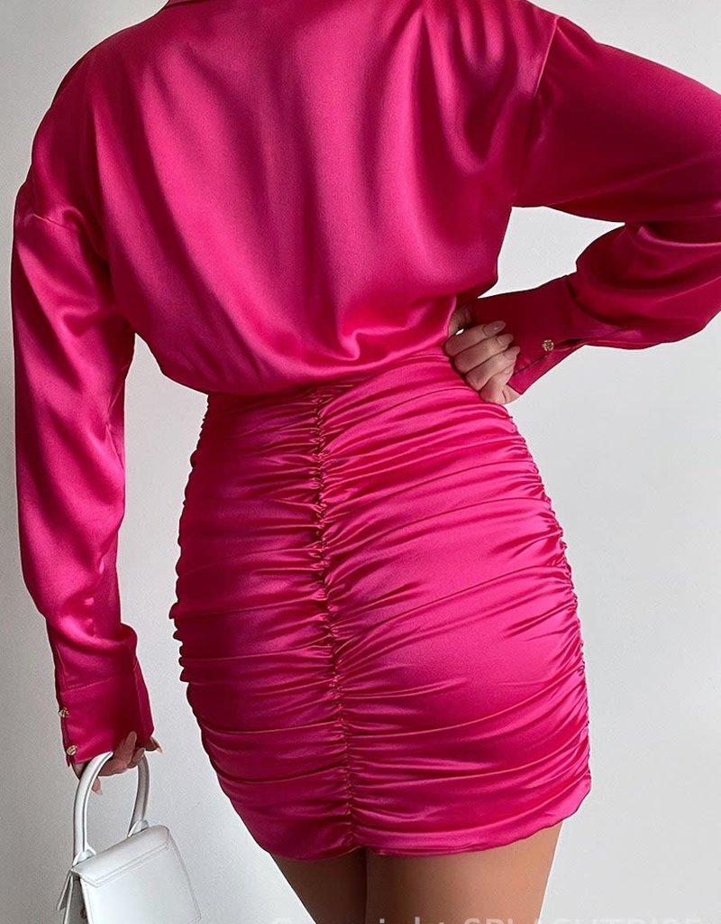 Bellanca Mini Dress