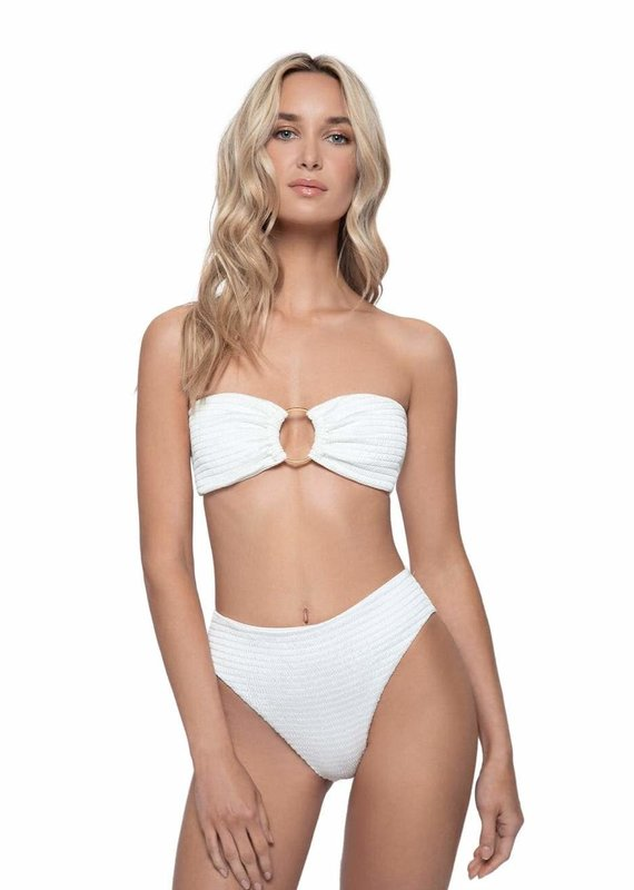 Ring Bandeau Top
