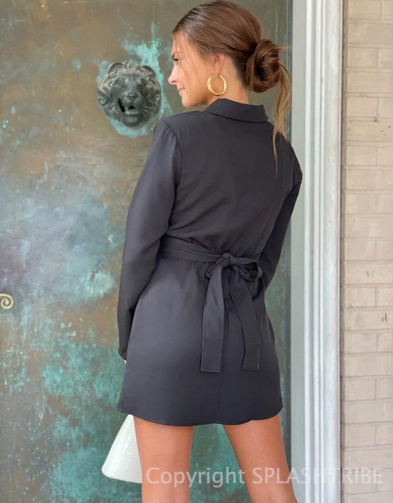 Ryder Long Sleeve Mini Dress
