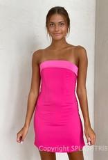 Carson Strapless Mini Dress