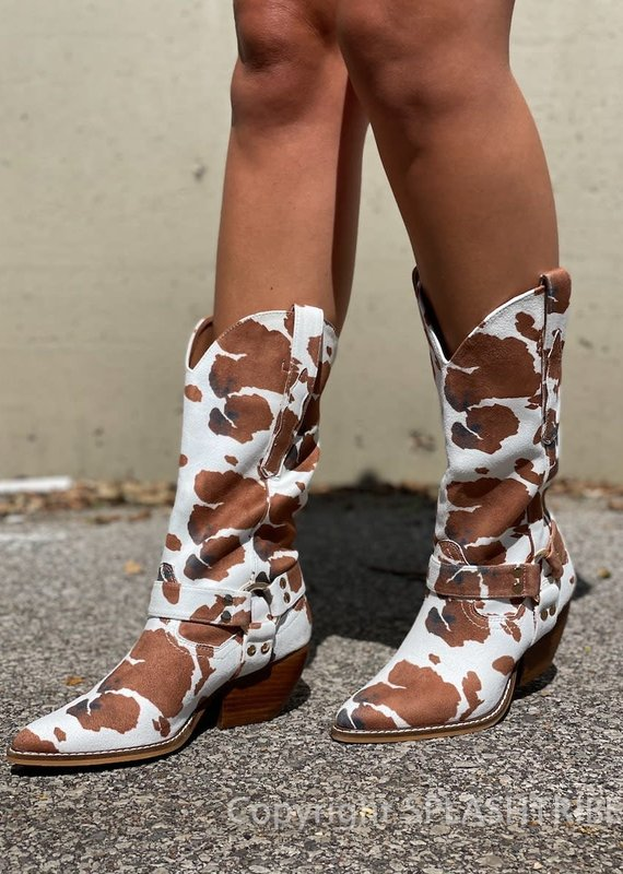 Heel Boots COW