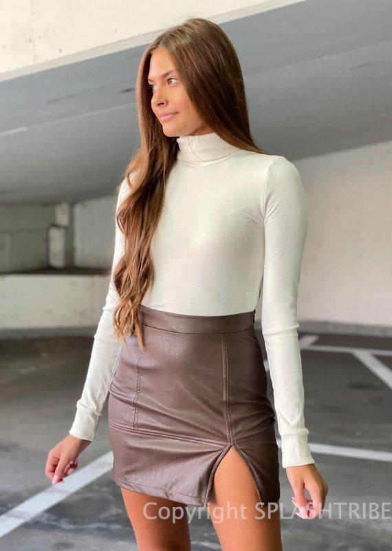 Gigi Turtleneck Long Sleeve Top
