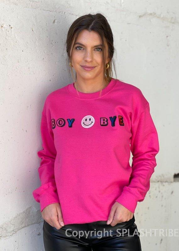 Boy Bye Crew Sweatshirt