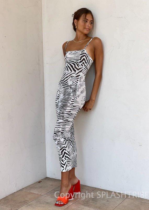 Lioness Charmed Midi Dress