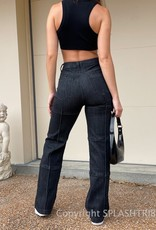 Stitch Me Up High Waist Jeans