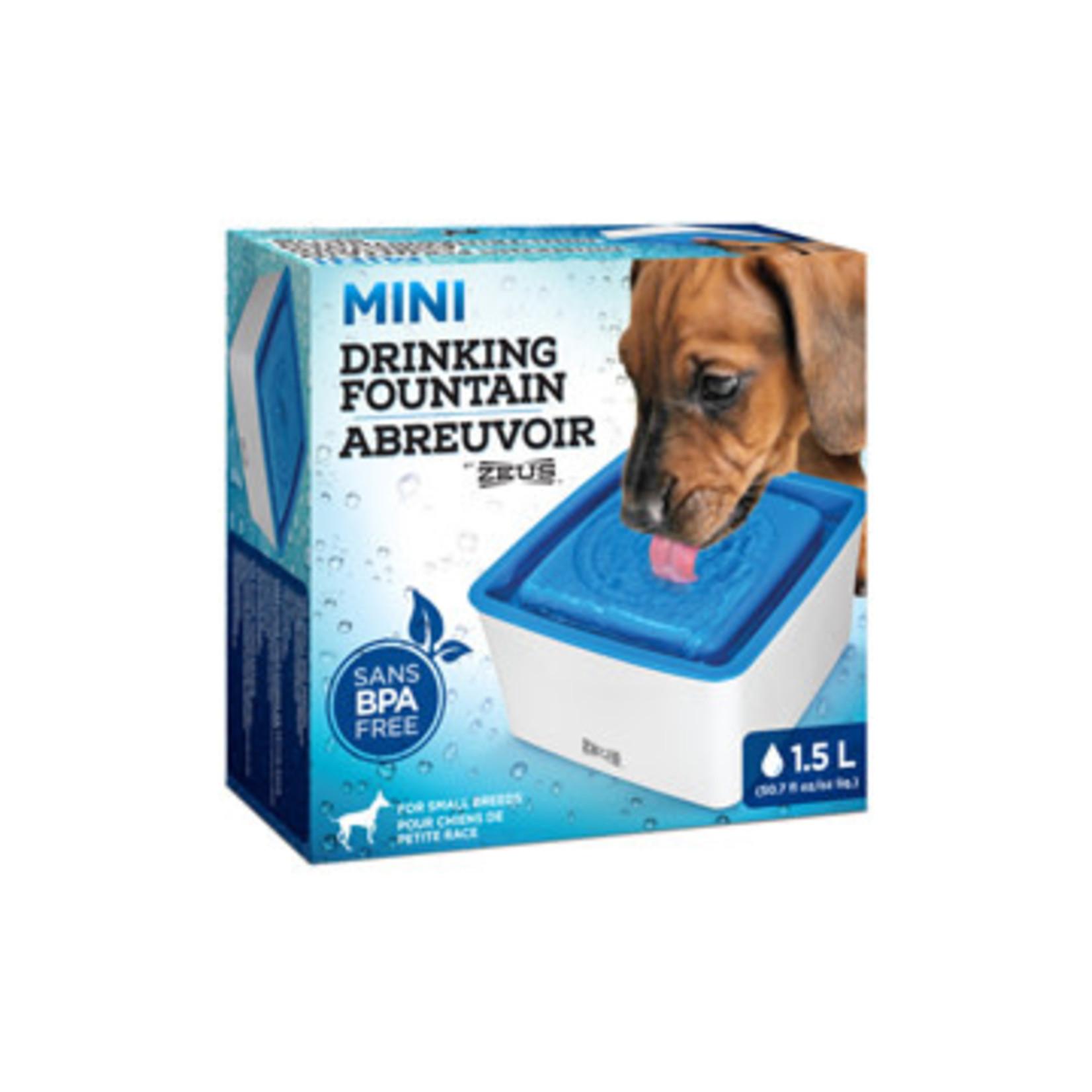Zeus Mini Dog Fountain 1.5 L
