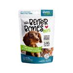 Zeus Better Bones Peanut Butter Chicken Wrapped  7.5cm 12pk