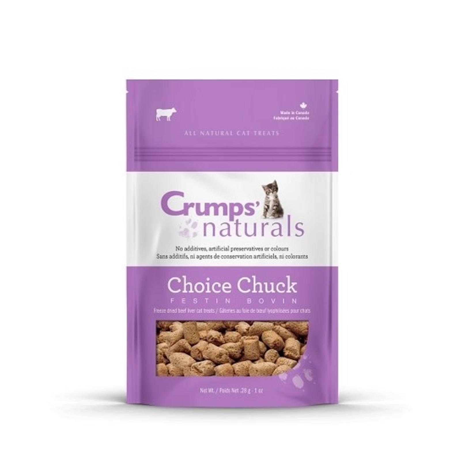 Crumps' Naturals Crumps' Naturals Cat Treat freeze dried 28 g