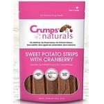 Crumps' Naturals Crumps' Naturals Dog treat  Sweet Potato Strips & Cranberry 160g