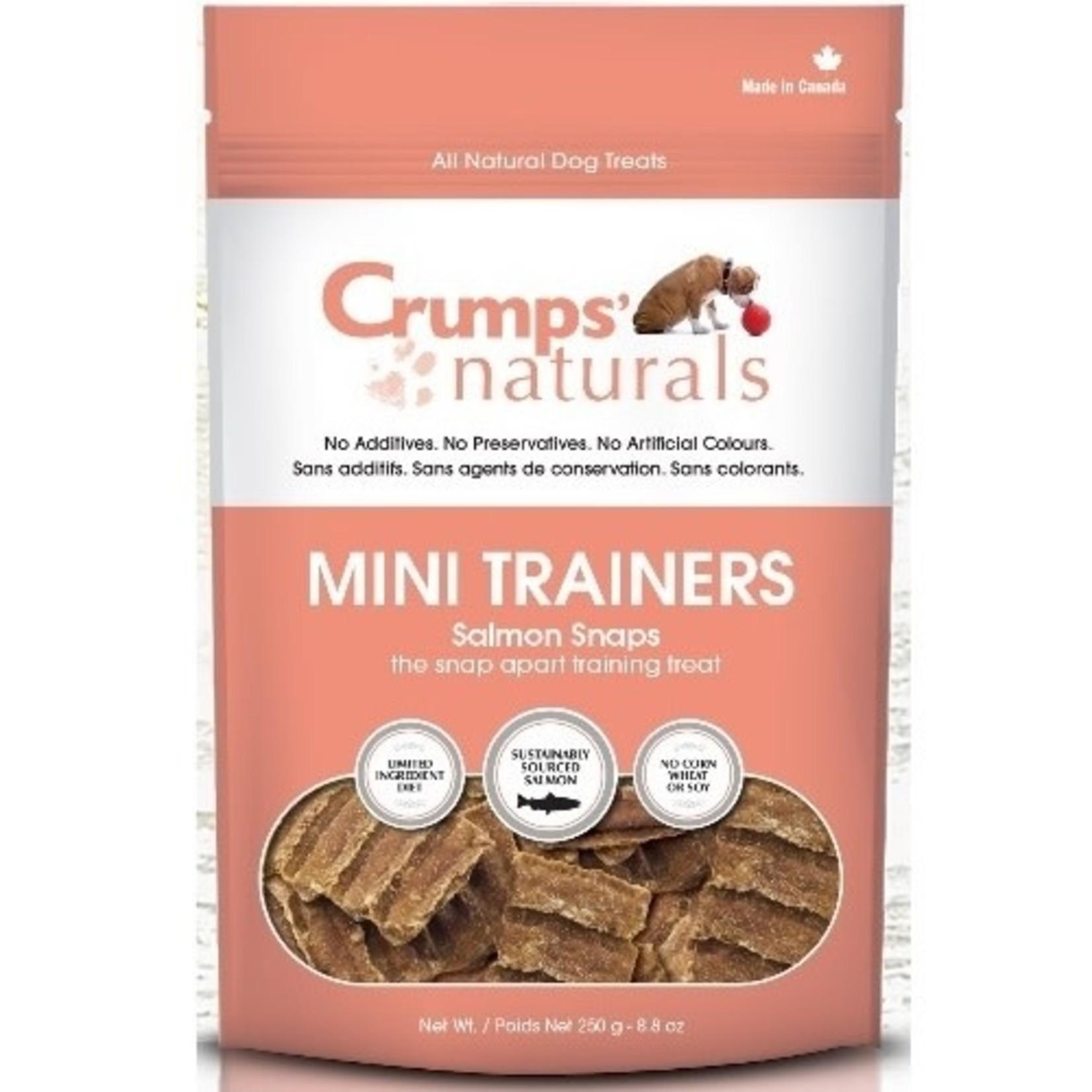 Crumps' Naturals Crumps' Naturals Dog treat  Salmon Snaps 120g