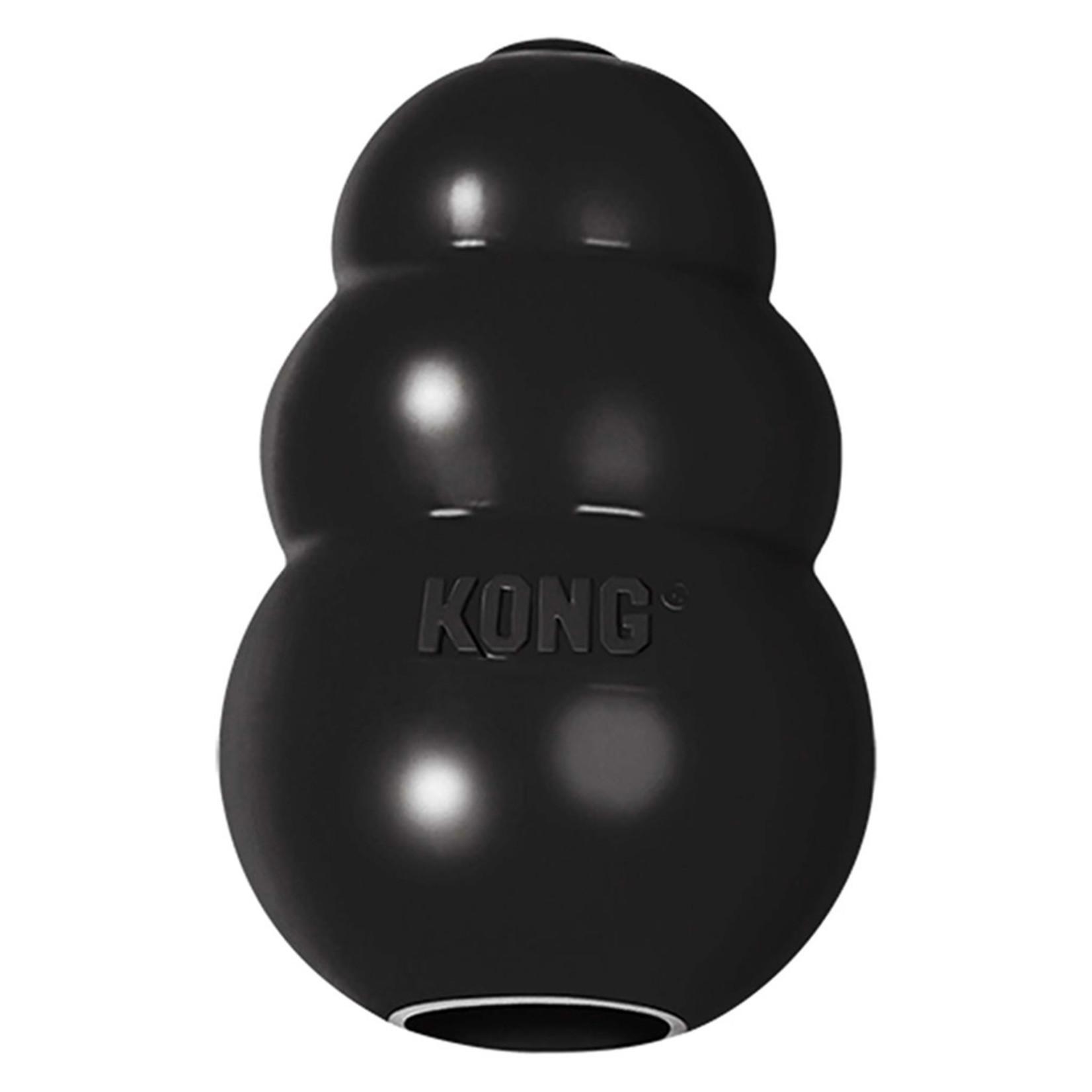 Kong Kong Extreme Black Dog Toy