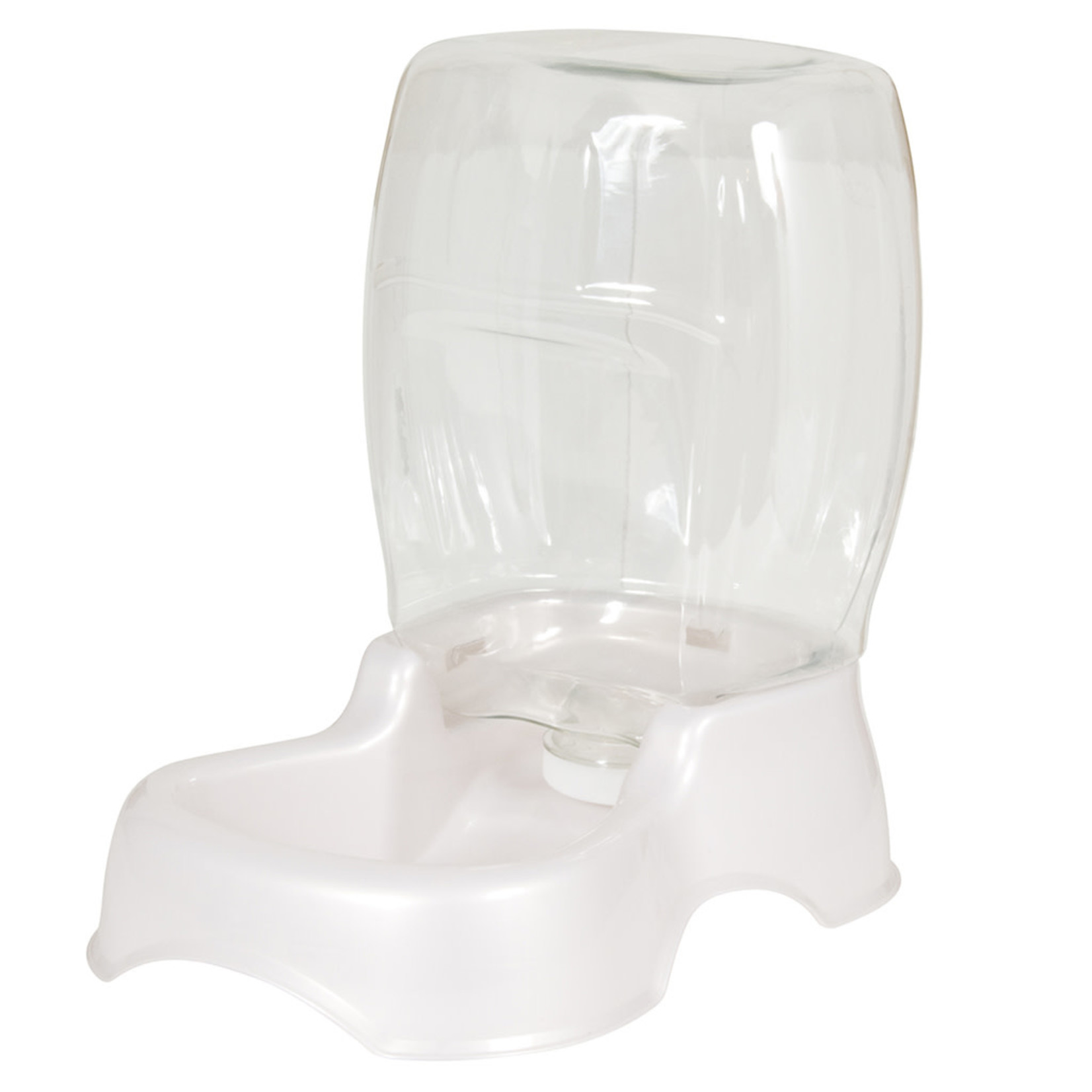 Pet Cafe Auto Waterer Silver Large 3G