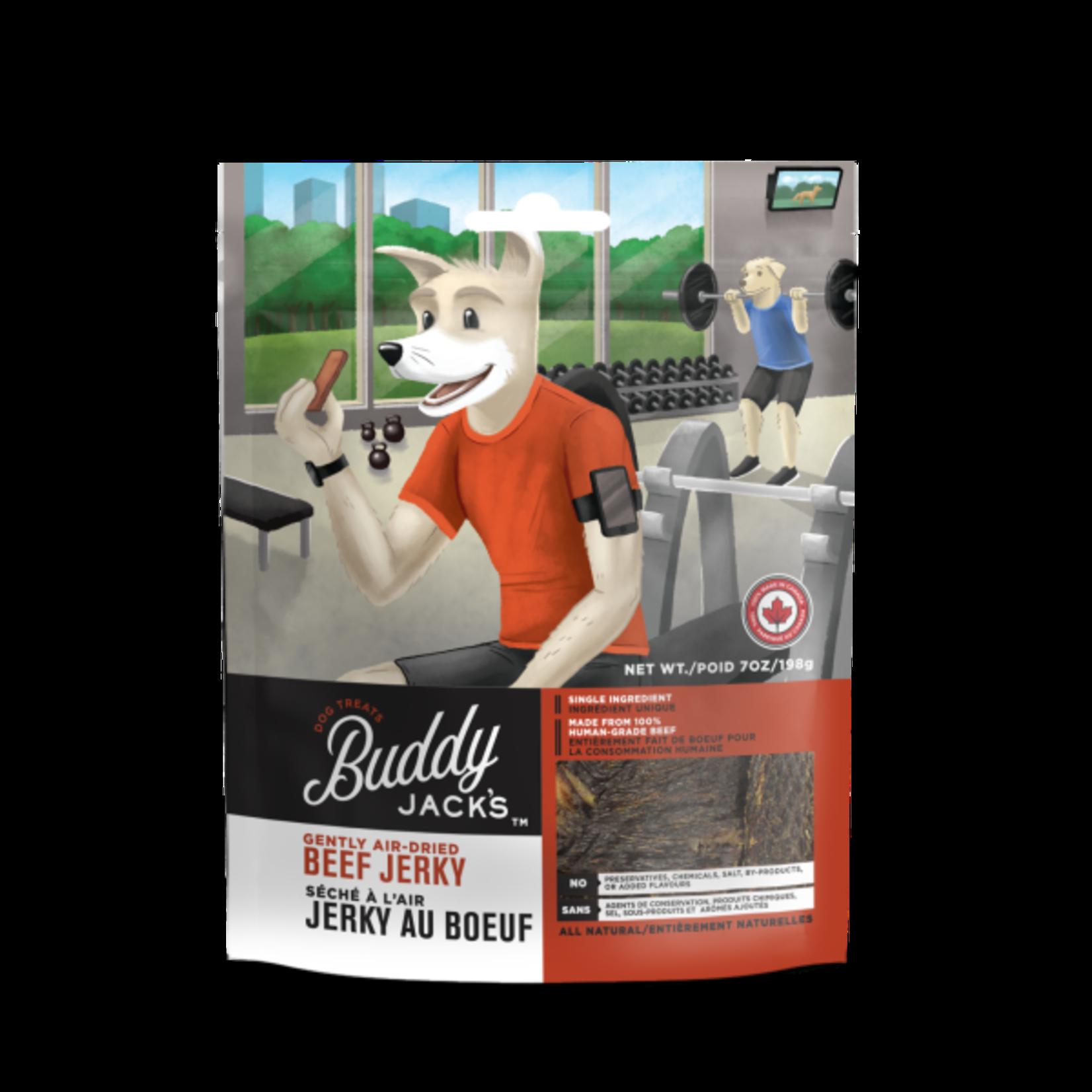 Buddy Jack's Buddy Jack's Dog GF beef jerky