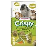 Versele-Laga Crispy crunchies for small animals hay + carrots 75 g