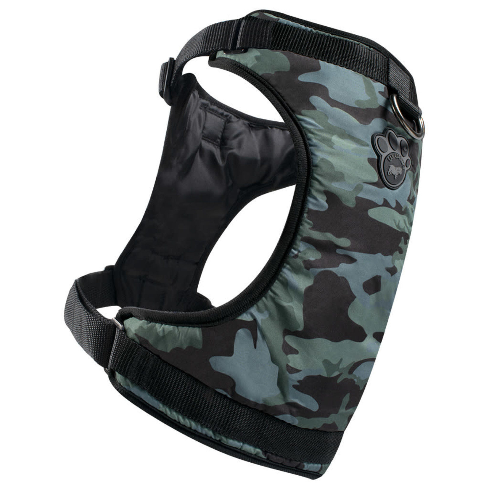 Canada Pooch Everything Harness Camo