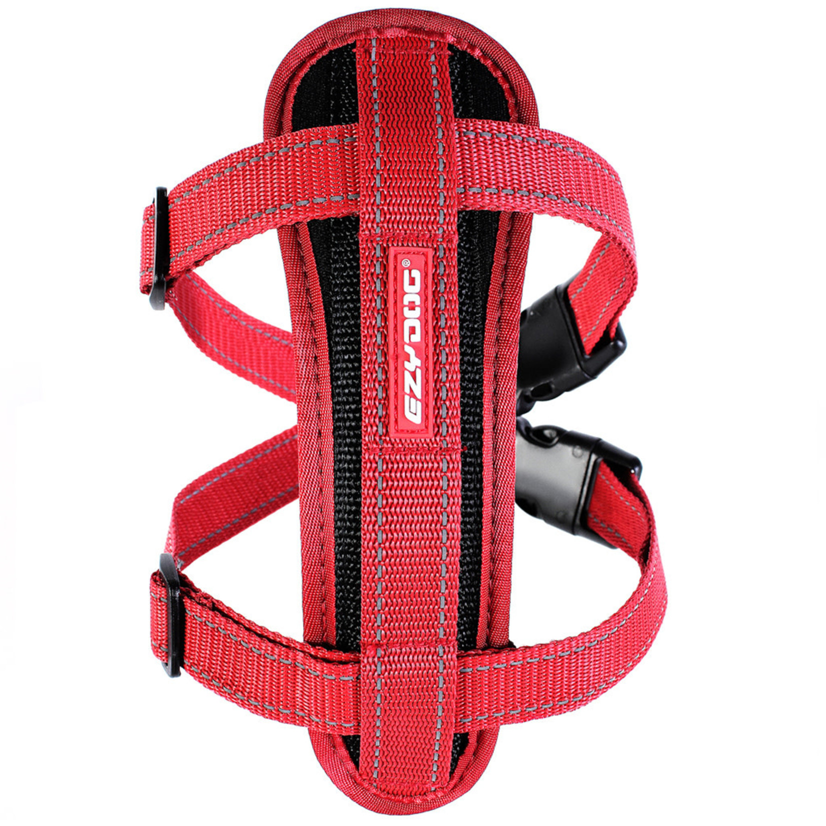 Chest plate Harness Dog Red