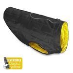 Kurgo Kurgo Rain Jacket black and yellow