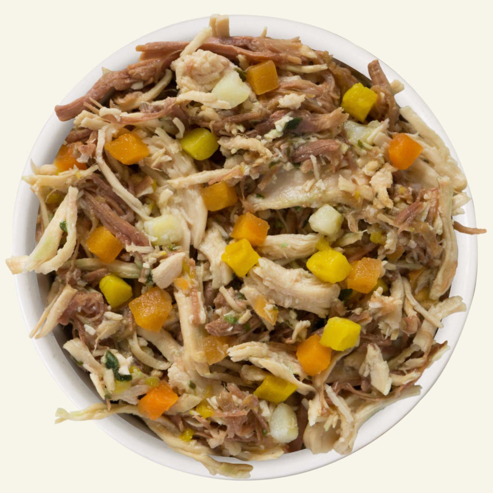 Weruva Weruva Dog Can wok the dog with chicken beef & pumpkin in gravy 400g
