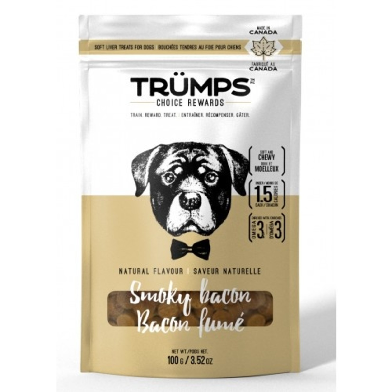 Trumps Soft Training Treats Real Liver 100 g