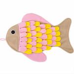 PawznDogz snuffle mat Fish for cat