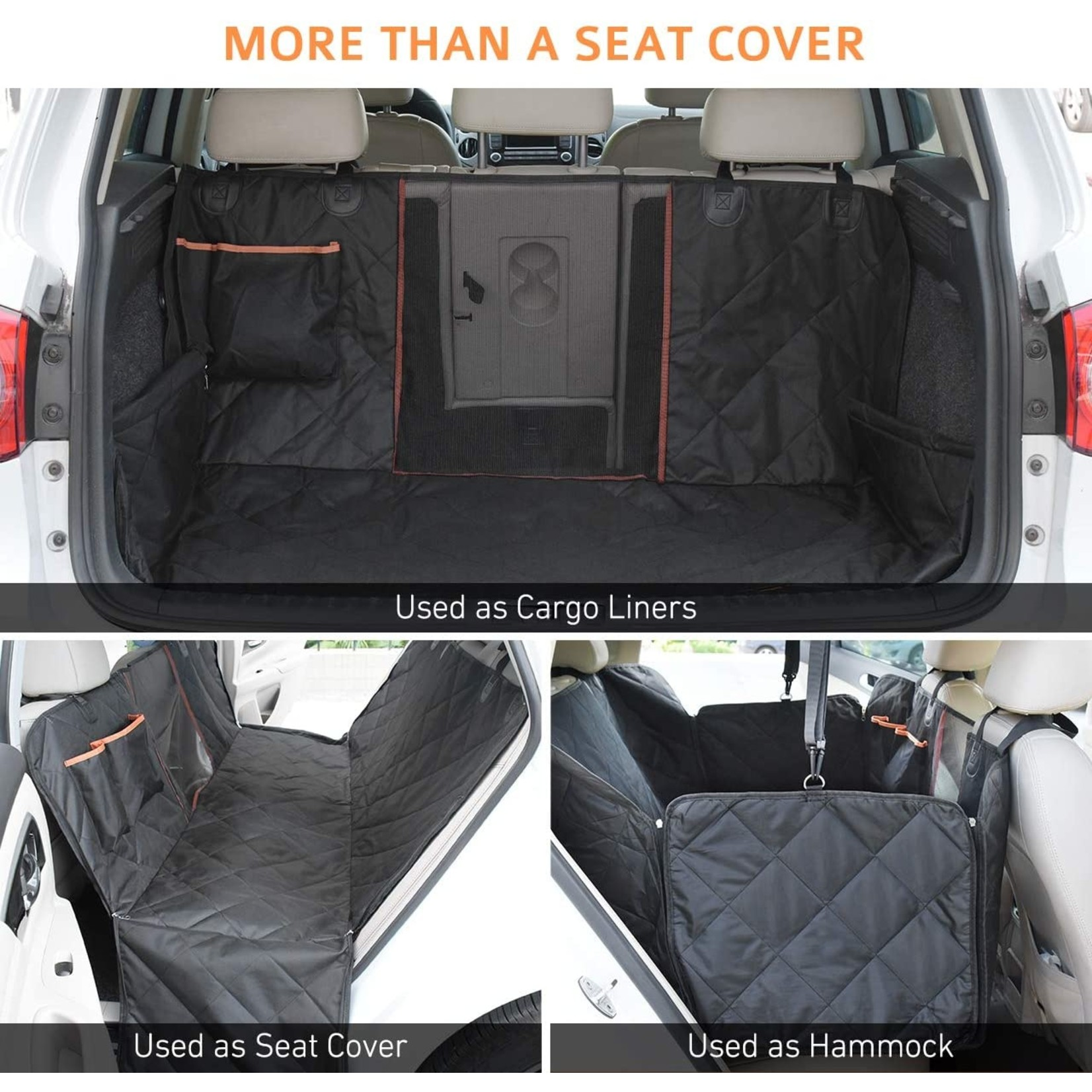 Car seat Cover with belt