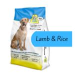 Multi Menu Multi Menu Dog food Lamb and Rice