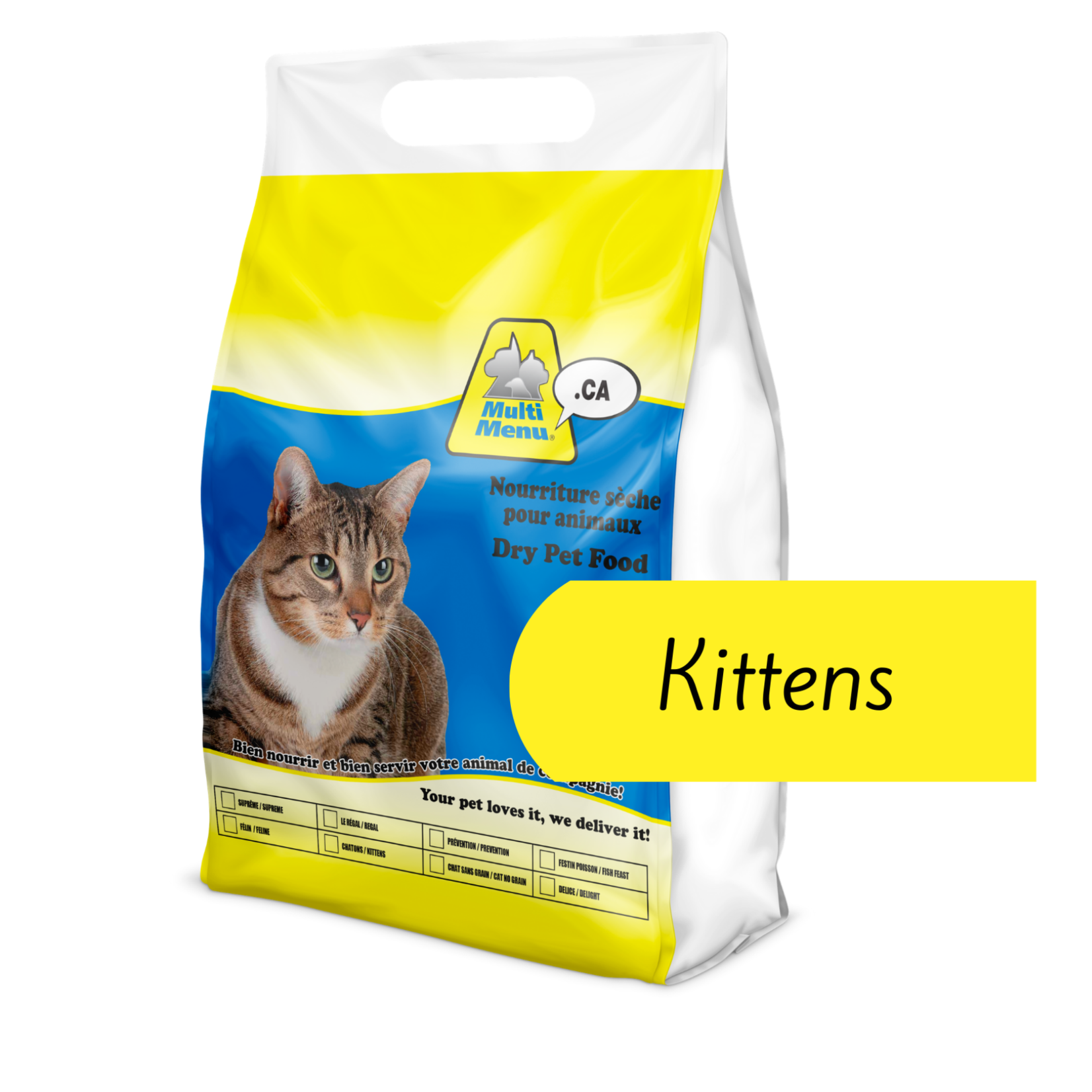 Multi Menu Multi Menu Kitten Food